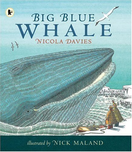9781406312577: Big Blue Whale (Nature Storybooks)