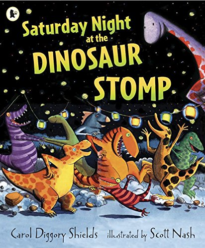 9781406312683: Saturday Night at the Dinosaur Stomp