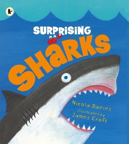 9781406312874: Surprising Sharks (Nature Storybooks)