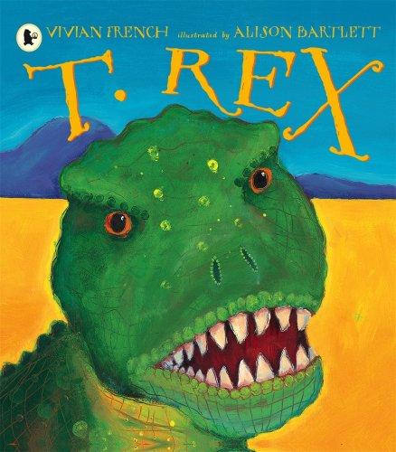 9781406312904: T. Rex (Nature Storybooks)