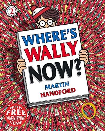 Where's Wally Now? (Wheres Wally Mini Edition): Martin Handford