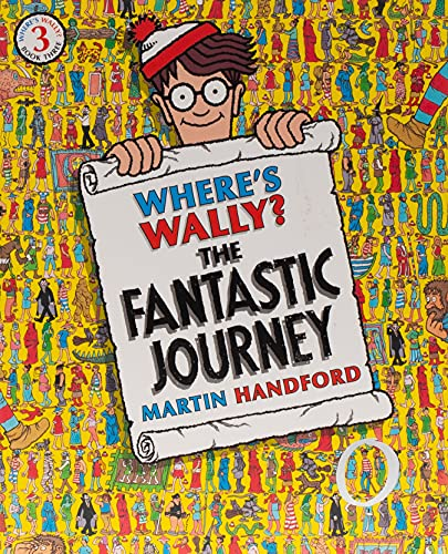 9781406313215: Where's Wally? The Fantastic Journey