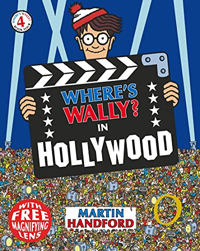 9781406313222: Where's Wally? In Hollywood