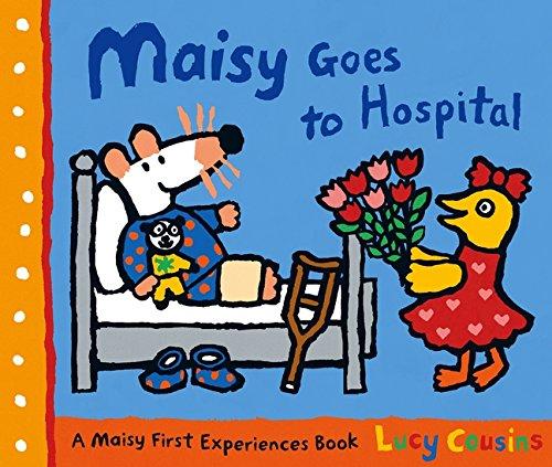 9781406313260: Maisy Goes to Hospital (Maisy First Experiences)