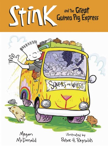 9781406313413: Stink And The Great Guinea Pig Express