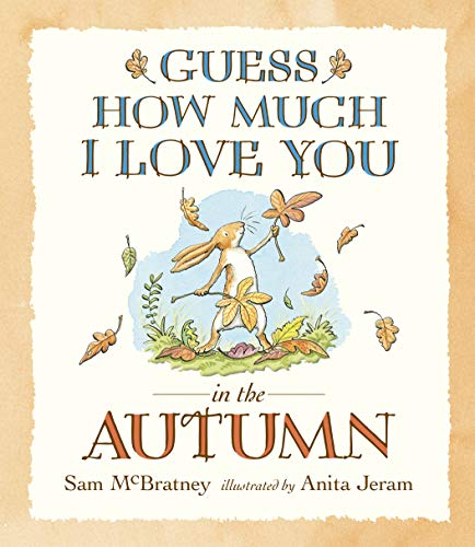 9781406313499: Guess How Much I Love You in the Autumn
