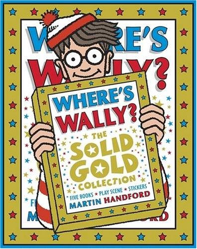 Where's Wally? The Solid Gold Collection: Handford, Martin