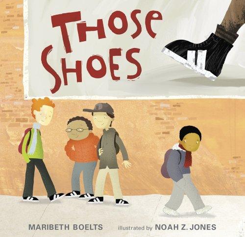 9781406313604: Those Shoes