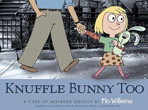 9781406313826: Knuffle Bunny Too