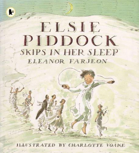 9781406314052: Elsie Piddock Skips in Her Sleep