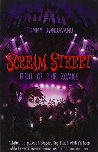 9781406314274: Scream Street: Flesh of the Zombie