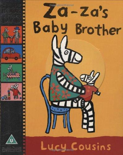 9781406314502: Za-Za's Baby Brother