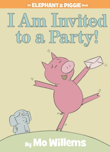 9781406314694: I Am Invited to a Party (Elephant & Piggie Book)