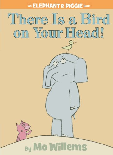 There is a Bird on Your Head! 9781406314700 book, used childrens