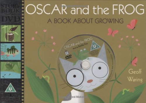 9781406314823: Oscar and the Frog: A Book About Growing