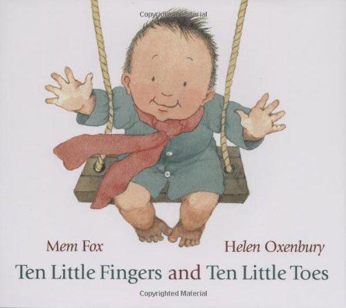 9781406315929: Ten Little Fingers & Ten Little Toes