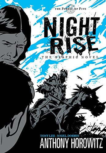 9781406316612: Power of Five: Nightrise - The Graphic Novel