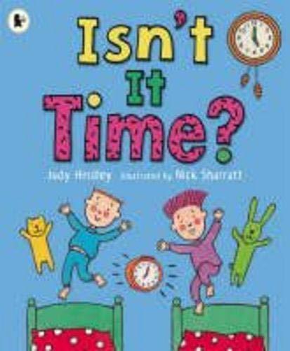 9781406316704: Isn't It Time?