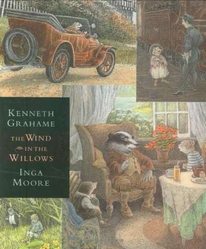 9781406317428: The Wind in the Willows (Panorama Pops)