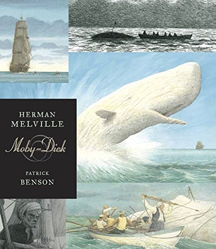 9781406317442: Moby-Dick: Walker Illustrated Classics