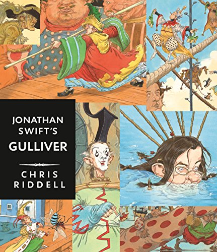 9781406317480: Jonathan Swift's Gulliver (Walker Illustrated Classics)