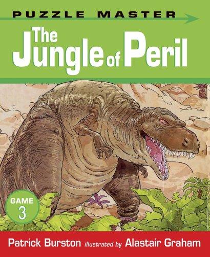 9781406317749: The Jungle of Peril (Puzzle Master)