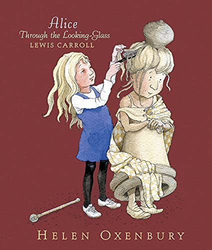 9781406318265: Alice Through the Looking-Glass