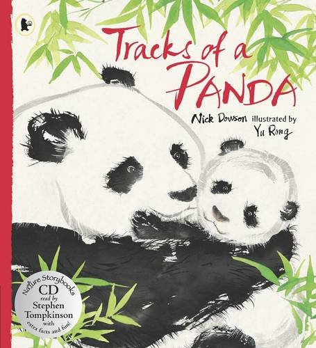9781406318395: Tracks of a Panda (Nature Storybooks)