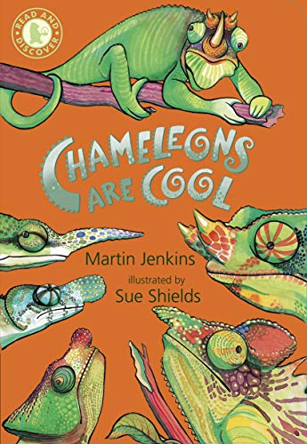 9781406318579: Chameleons Are Cool (Read and Discover)