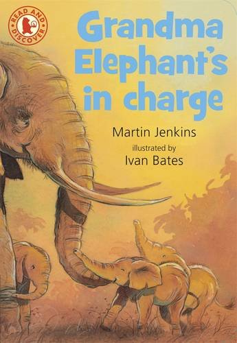 9781406318593: Grandma Elephant's in Charge (Read and Discover)