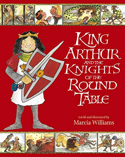 9781406318661: King Arthur and the Knights of the Round Table (Illustrated Classics)