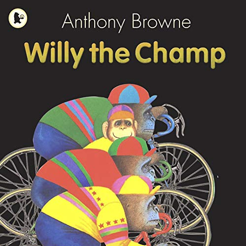 9781406318739: Willy the Champ: 1 (Willy the Chimp)