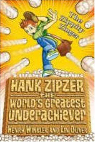 9781406318883: Hank Zipzer 4: The Zippity Zinger