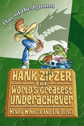 9781406318890: Hank Zipzer 3: Day of the Iguana