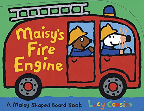 9781406319040: Maisy's Fire Engine