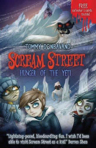 9781406319156: Hunger of the Yeti (Scream Street)