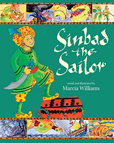 Sinbad the Sailor (Illustrated Classics)