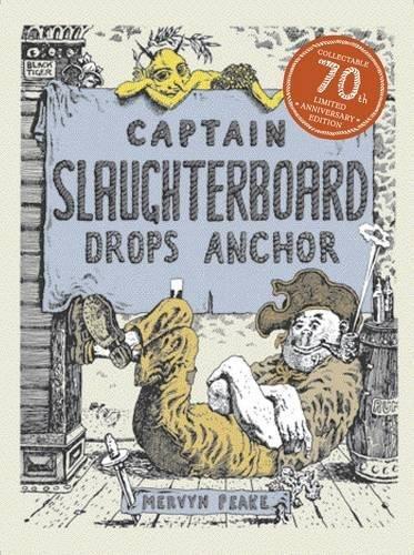 9781406319514: Captain Slaughterboard Drops Anchor