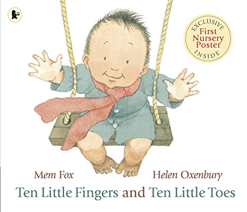 9781406319569: Ten Little Fingers and Ten Little Toes