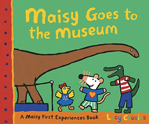 9781406319606: Maisy Goes to the Museum