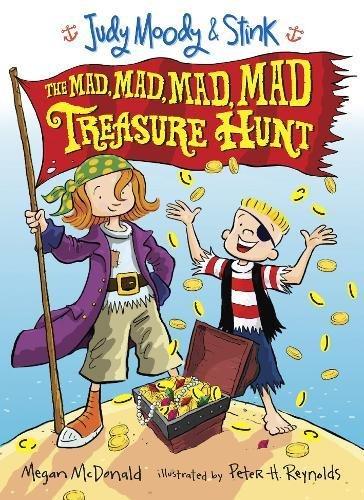 9781406319804: Judy Moody & Stink: The Mad, Mad, Mad, Mad Treasure Hunt