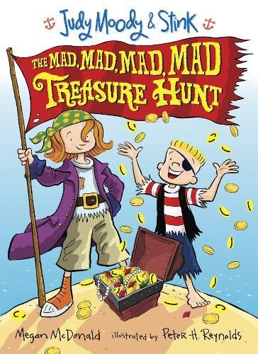 9781406319804: Judy Moody and Stink: The Mad, Mad, Mad, Mad Treasure Hunt