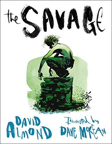 9781406319859: The Savage