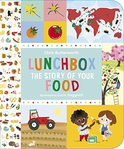 9781406319934: Lunchbox: The Story of Your Food