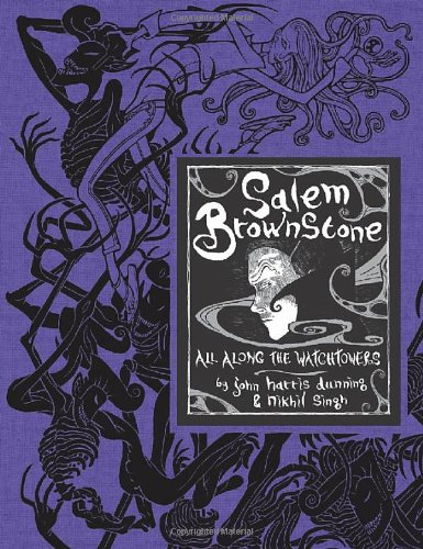 9781406320527: Salem Brownstone: All Along the Watchtowers