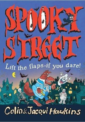 9781406320640: Spooky Street