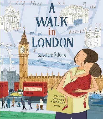 9781406320688: A Walk in London