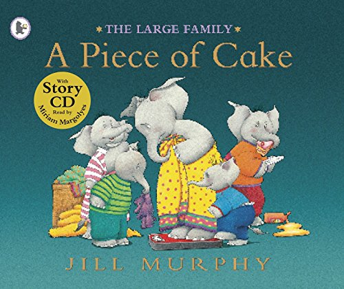 9781406320930: A Piece of Cake (Large Family)