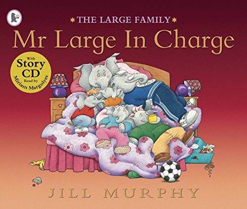 9781406320961: Mr Large In Charge (Large Family)