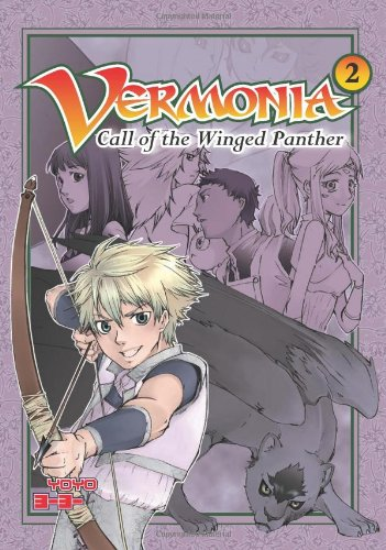 9781406321463: Vermonia: Call of the Winged Panther v. 2